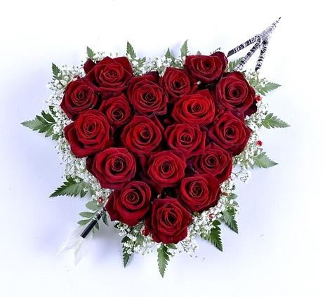 valentin napi szerelmi csokor