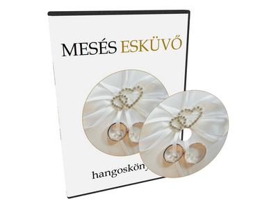Mesés esküvő hangoskönyv