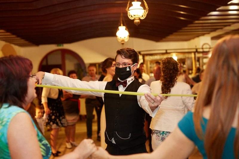 Esküvő a Koronavírus idején most ősztől