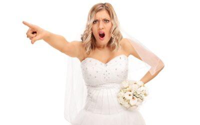 Ez a legnagyobb badarság amit elhihetsz az esküvőddel kapcsolatban